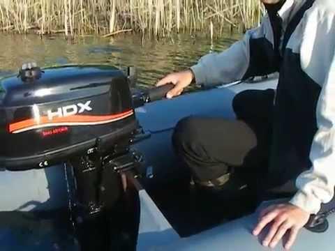 лодка ривьера и мотор ндх 5 видео