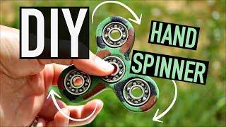 Video DIY Comment faire un HAND SPINNER : Rapide et Facile (français) MP3, 3GP, MP4, WEBM, AVI, FLV Juli 2017