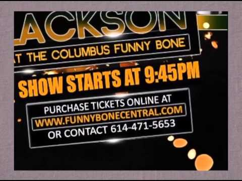 LOL Comedy Tour presents Michael Blackson at the Columbus Funny Bone