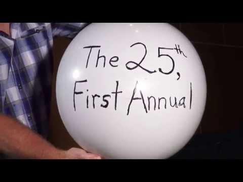 2015 Ig Nobel Prize Ceremony Promo