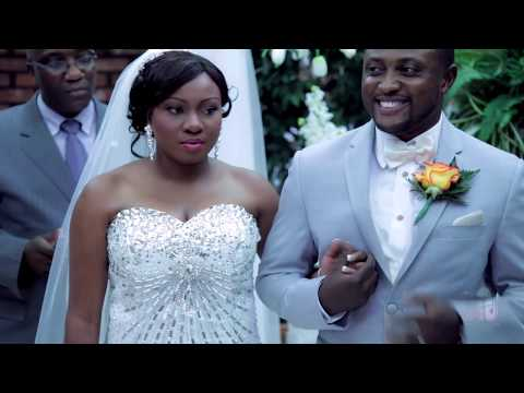 THE BIGGEST GHANAIAN WEDDING  ABIGAIL + OPPONG (видео)