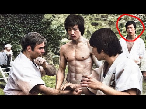 Enter The Dragon Stuntman Rue The Day He Challenged Bruce Lee's Jeet Kune Do