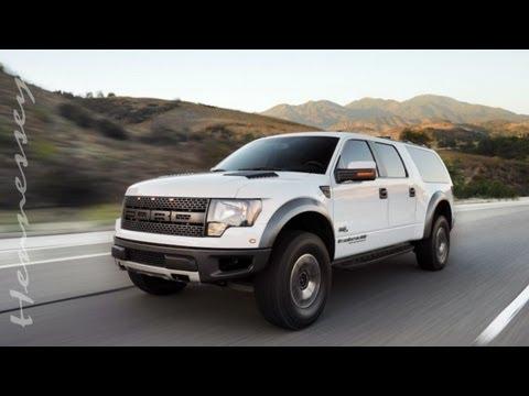 2013 Hennessey VelociRaptor 600 SUV