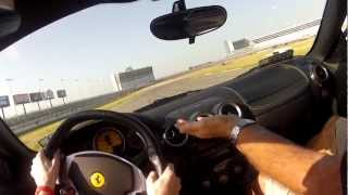 3 laps on the inside track of TMS in a Ferrari F430.  Imagine Lifestyles was great, very well organized.