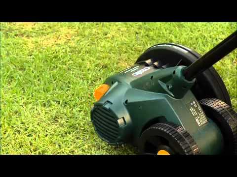 Ozito Lawn Edger (видео)