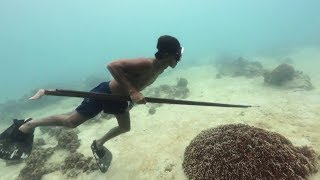 Video EARTH DAY DIARY – Badjao Spearfishermen, Spearfishing in Bohol, Philippines MP3, 3GP, MP4, WEBM, AVI, FLV Mei 2019
