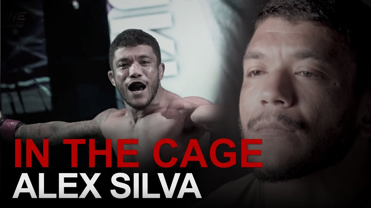 In The Cage with BJJ World Champion Alex Silva