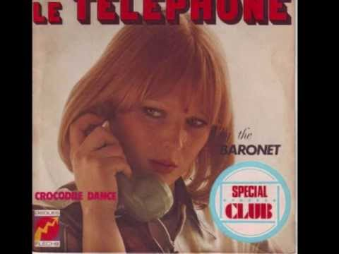 baronet - 45 tours sorti en 1974... Sous le pseudonyme de The Baronet se cache Bernard Estardy... C'est ici le 1er volet d'une trilogie puisqu'il existe galement Le T...