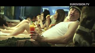 Powered by: http://www.eurovision.tv Rambo Amadeus will represent Montenegro at the 2012 Eurovision Song Contest in Baku,...