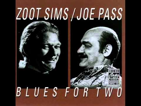 Zoot Sims & Joe Pass – Blues for Two (Full Album)