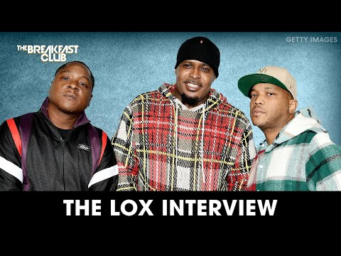 The Lox Pick Their Verzuz Battle Opponents, Describe Their New Documentary + More