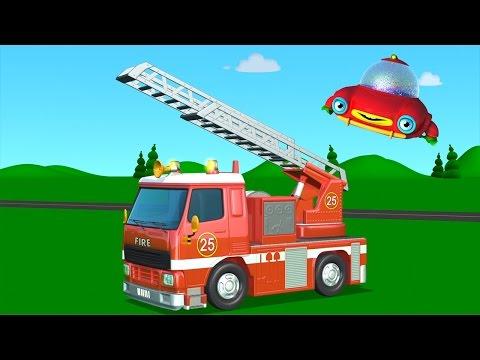 รถดับเพลิง - TuTiTu -