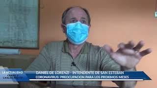 VIDEO CON NOTA AL PTE DEL CONCEJO CAPILLENSE: DECLARACIONES DEL CONCEJAL PANCHO GRAMAJO