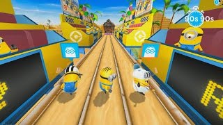 Video Despicable Me 2 - Minion Rush : Multiplayer | Fun Race Between 3 Minions MP3, 3GP, MP4, WEBM, AVI, FLV Juli 2018
