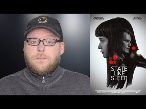 State Like Sleep | Movie Review | Katherine Waterston VOD Mystery | Spoiler-free