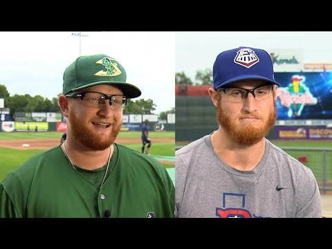 Meet Look-Alike Iowa Baseball Players With Same Name
