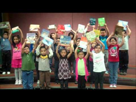 read a book - First graders at Lynbrook Elementary School perform an original song entitled Read a Book. This song about reading was written-- believe it or not--by their ...