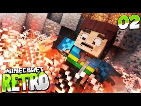 DER DRACHENKÖNIG! • Minecraft RETRO #02 | S3 | Minecraft Roleplay Deutsch (видео)
