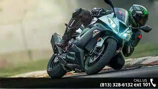 7. 2018 Kawasaki Ninja® ZX™-6R ABS  - Tampa Bay Powerspor...