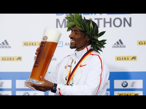 Berlin-Marathon: Bekele verpasst um 2 Sekunden den Wel ...
