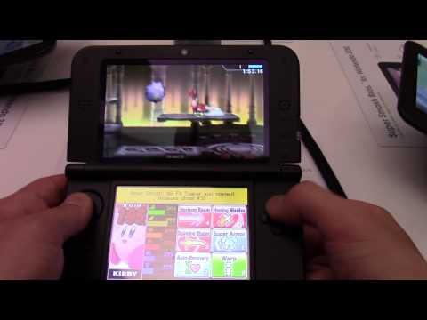 3ds - http://www.GameXplain.com We play through Smash Run in Super Smash Bros. 3DS as Kirby in this gameplay video from PAX 2014! • Follow GameXplain on... ...Facebook: http://www.facebook.com/gamexpl...