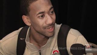 David Lighty Draft Combine Interview