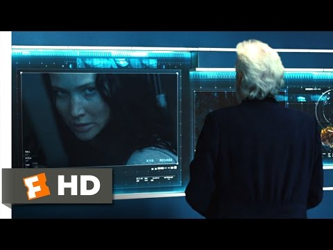 The Hunger Games: Catching Fire (11/12) Movie CLIP - Destroying the Arena (2013) HD