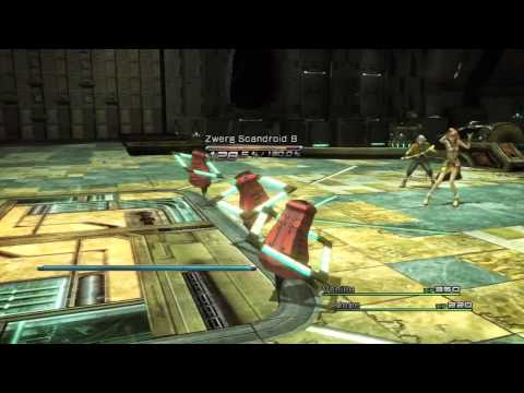 Let's Play Final Fantasy XIII #005 - Team Rocket (HCBailly)