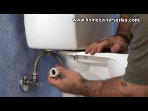 How to Install a Toilet - The Best Complete Toilet Replacement - Part 3 of 3