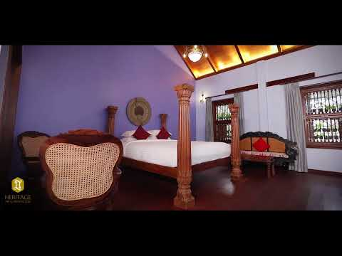 Ginger House Museum Hotel, Mattancherry Interior Design by Heritage Art And Architecture
