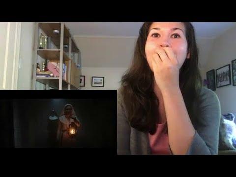 The Nun - Trailer Reaction & Review