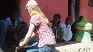 World Vision Jugendbotschafterinnen In Äthiopien