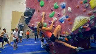Norea Is Climbing Her Own Boulder Problems by Eric Karlsson Bouldering