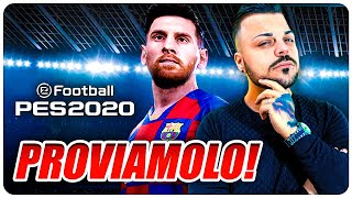 eFootball PES 2020 - INIZIA L'AVVENTURA MY CLUB !