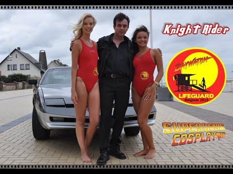 K2000 - Alerte à Malibu ( Knight Rider - Baywatch ) - Day 1