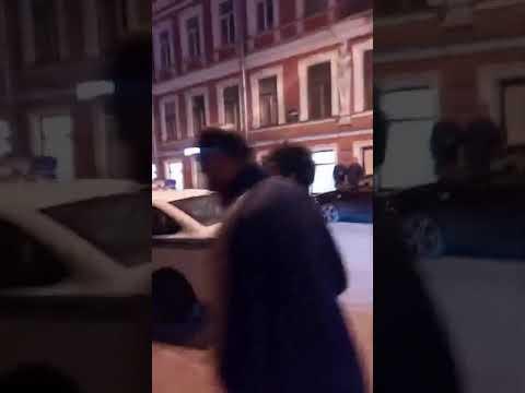 (Qayl ara merjir Serjin)Санкт Петербурге (видео)