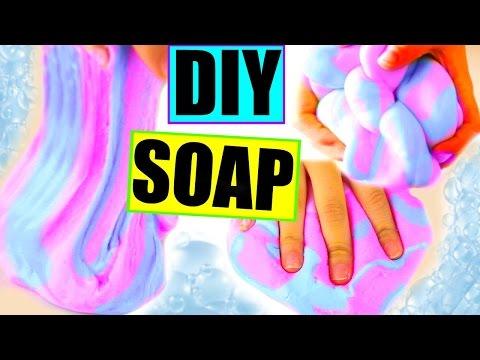 diy - sapone modellabile