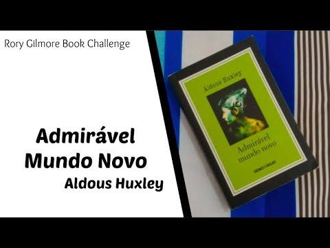Admirável Mundo Novo - Aldous Huxley | Vanusa Marte