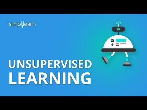 Unsupervised Learning   Unsupervised Learning Algorithms   Machine Learning Tutorial   Simplilearn