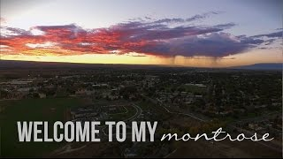 Montrose (CO) United States  City new picture : Montrose Colorado My Town Video Series - Episode 2