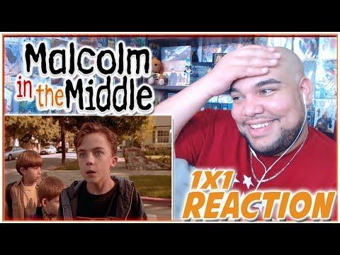 "Malcolm in the Middle Reaction Season 1 Episode 1 ""Pilot"" 1x1 REACTION!!!"