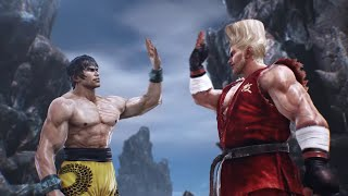 Nonton Tekken 7   Law   Feng Ending Movie  1080p 60fps  Ps4 Pro Film Subtitle Indonesia Streaming Movie Download