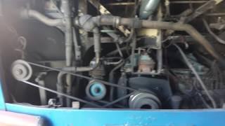 Roman 111 RD(T) engine start