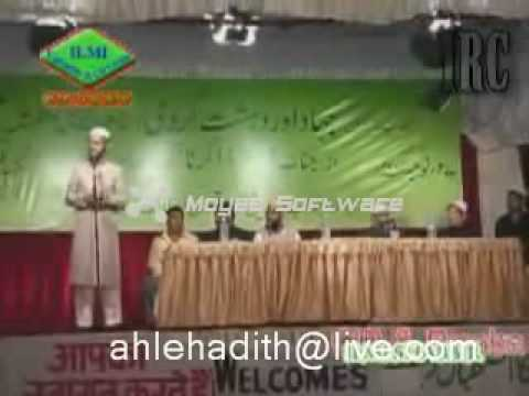 Dr.Zakir Naik Lecture in Urdu Speak Islam and terrorism Part1