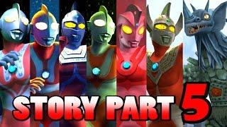 Video Ultraman FE3 - Story Mode Part 5 S-Rank ( 1080p HD 60fps ) MP3, 3GP, MP4, WEBM, AVI, FLV Januari 2019