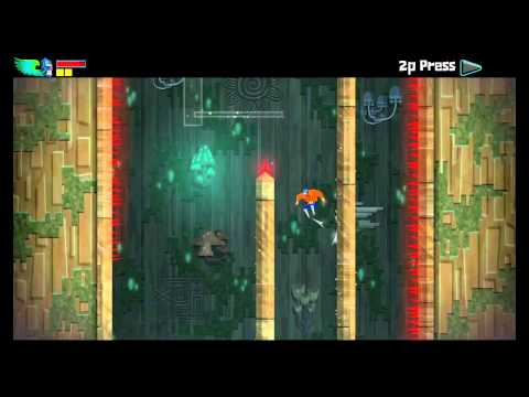 Trailer game Guacamelee!