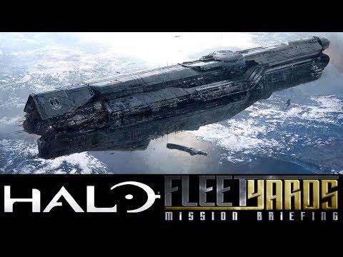 UNSC Infinity (Halo) - Fleetyards