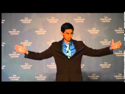 2014 National Oratorical Champion - Final Speech