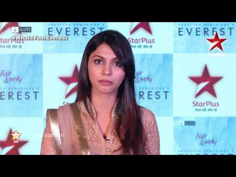 Everest on STAR Plus: How much is Shamata similar to her character, Anjali?