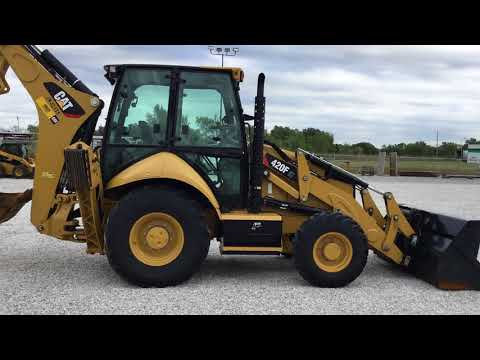 CATERPILLAR RETROESCAVADEIRAS 420FIT equipment video D6ncTL8Gj_U